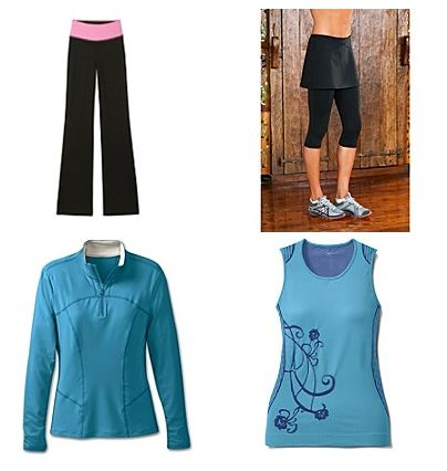 Create a Trendy Image with your Sportswear