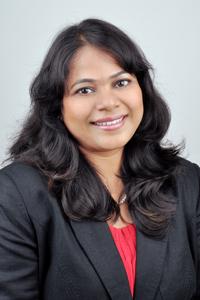 Ms.Leema Bernad Viji – Dotting i