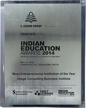 ICBI awarded the – Most Entrepreneurial Institution of the Year